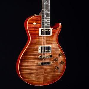 PRS McCarty Singlecut 594 10 Top Rosewood Neck Wood Library Autumn Sky 7091