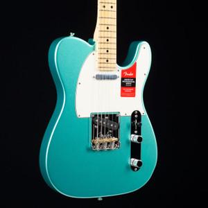Fender American Professional Telecaster Mystic Seafoam 0485