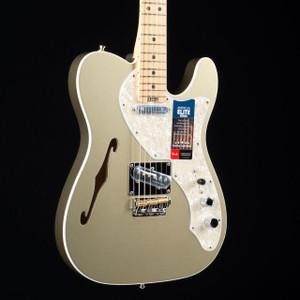 Fender American Elite Telecaster Thinline Champagne 5357
