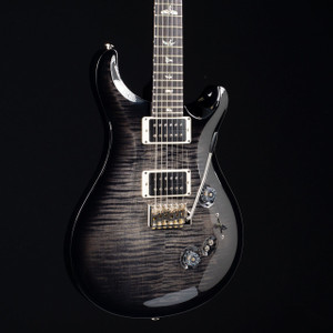 PRS Custom 24-08 Charcoal Smokewrap Burst 8290