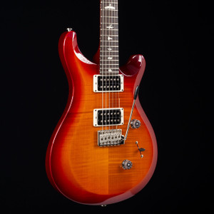 PRS S2 Custom 24 Dark Cherry Sunburst 1136