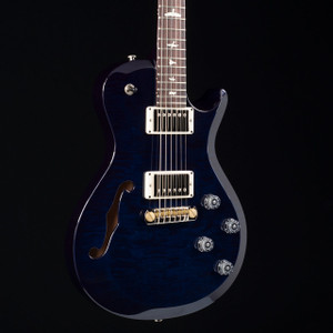 PRS S2 Singlecut Semi-Hollow Whale Blue 1206