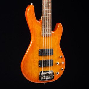 G&L M2500 Bass Amber No Bag USED 6554