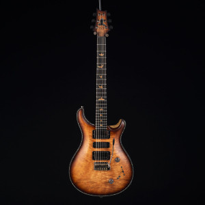 PRS Private Stock Chambered Special Natural W/ Smoked Burst 9535