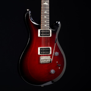 PRS S2 Custom 22 Scarlet Smokeburst 0964