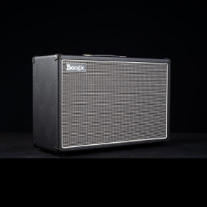 Mesa/Boogie 2x12 Fillmore Cabinet Black Bronco Tinsel Grille 1614
