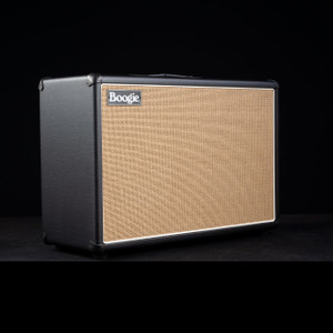 Mesa/Boogie 2x12 Fillmore Cabinet Black Taurus Tan Grille 1825