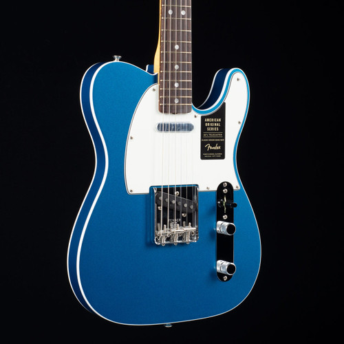 Fender American Original '60s Telecaster Lake Placid Blue 2251