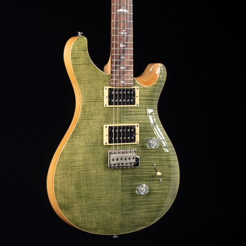 PRS SE Custom 24 Trampas Green 2106