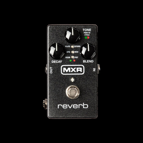 MXR M300 Reverb Digital Pedal