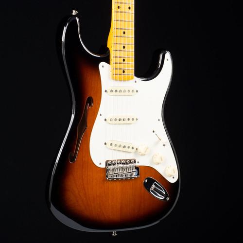 Fender Eric Johnson Thinline Stratocaster Two Tone Sunburst 1376