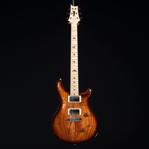 PRS Private Stock Custom 24 Natural With Smoked Burst 3318