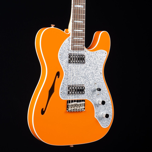 Fender Super Deluxe Telecaster Thinline Limited Edition Rock Orange 0201