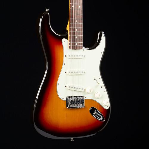 Fender FSR MIJ Traditional Stratocaster XII Three Tone Sunburst 3129