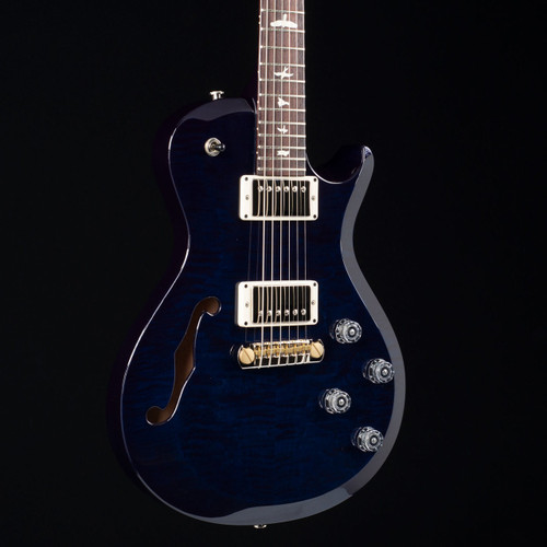 PRS S2 Singlecut Semi-Hollow Whale Blue 1206
