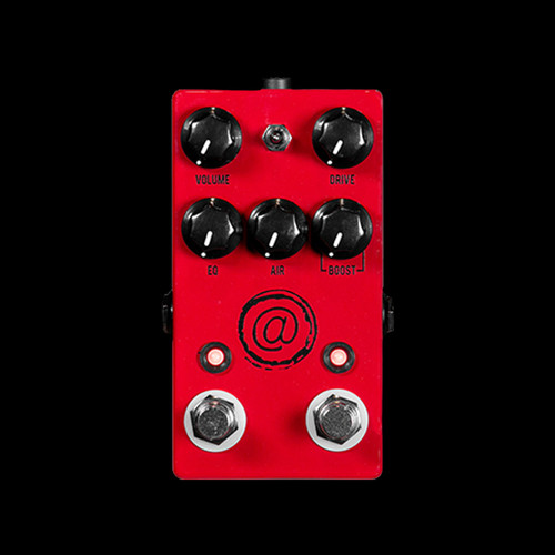 JHS The AT+ Andy Timmons Signature Overdrive Pedal