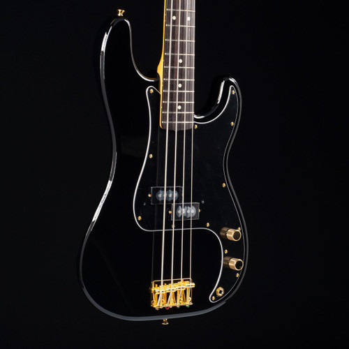 Fender MIJ Traditional 60s Precision Bass Midnight Black 8658