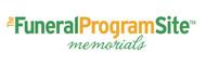 Funeral Program Site Memorials