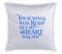 Freedom Memorial Magic Swipe Reversible Mermaid Sequin Pillow