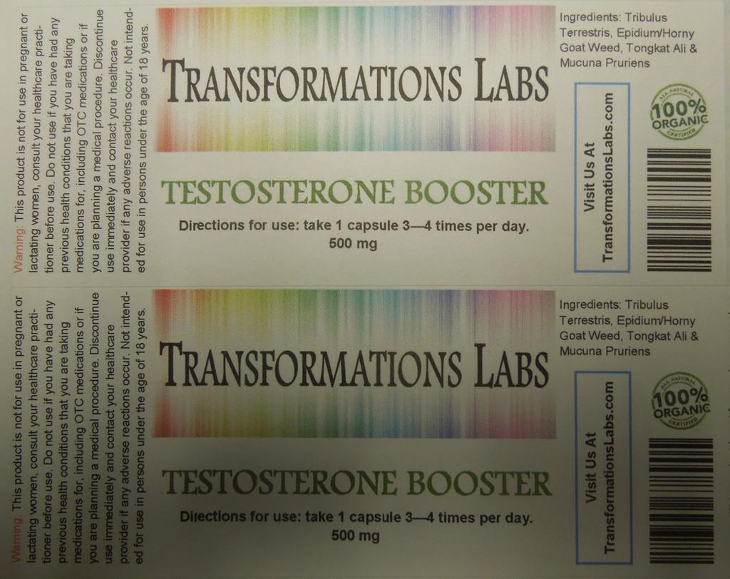 Estrogen Booster & Testosterone Blocker
