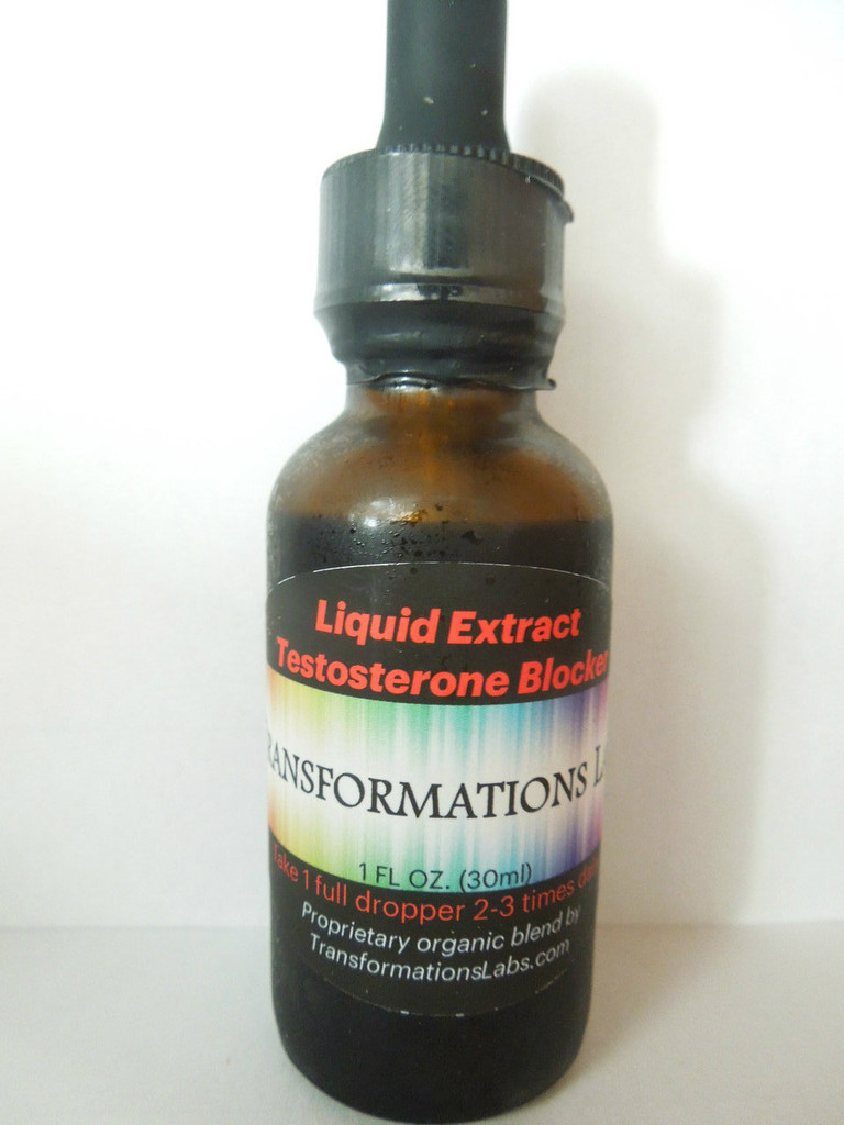 Testosterone Blocker Extract & Estrogen Booster