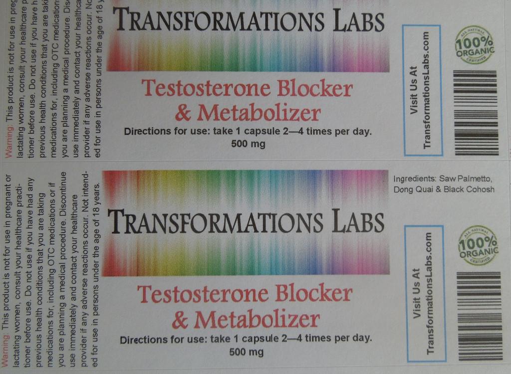 Transgender Feminizer, Estrogen Booster & Testosterone Blocker