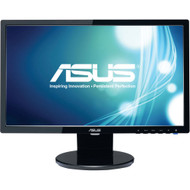 "ASUS VE208T 20"" LED LCD Monitor - 16:9 - 5 ms,Adjustable Display Angle - 1600 x 900 , 16.7 Million Colors , 250 Nit , 10,000,000:1 , Speakers"