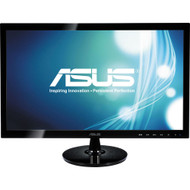 "ASUS VS238H-P 23"" LED LCD Monitor - 16:9 - 2 ms,Adjustable Display Angle - 1920 x 1080 , 16.7 Million Colors , 250 Nit , 50,000,000:1 , Full HD"