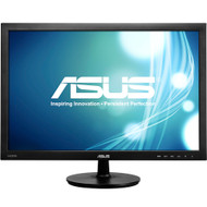 "ASUS VS24AH-P 24.1"" LED LCD Monitor - 16:10 - 5 ms,Adjustable Display Angle - 1920 x 1200 , 16.7 Million Colors , 300 Nit , 80,000,000:1 , WUXGA , DVI"