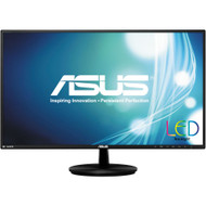"ASUS VN279Q 27"" LED LCD Monitor - 16:9 - 5 ms,Adjustable Display Angle - 1920 x 1080 , 16.7 Million Colors , 300 Nit , 100,000,000:1 , Full HD"