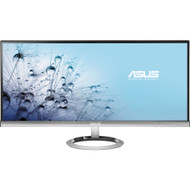 "ASUS Designo MX299Q 29"" LED LCD Monitor - 21:9 - 5 ms, Adjustable Display Angle - 2560 x 1080 , 16.7 Million Colors , 300 Nit , 80,000,000:1 , UW-UXGA"