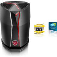 MSI Vortex G65 SLI-002 Gaming Desktop - Core i7-6700K Skylake 32GB RAM, 1TB HDD + 256GB SSD, Dual GTX980 8G
