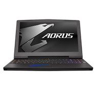 "AORUS X5 v6-PC3K3D 15.6"" WQHD+ Gaming Laptop -  Intel Core i7-6820HK, NVIDIA GTX 1070, 16GB Memory, 256GB SSD + 1TB HDD, Win 10"