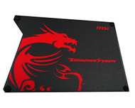 MSI Thunderstorm Aluminum Gaming Mousepad