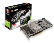 MSI GEFORCE GTX 1070 SEA HAWK EK X Graphics Card