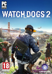 Watchdogs 2 PC Digital Game Code