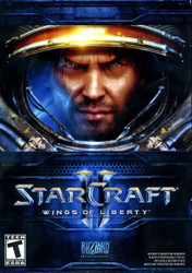 Starcraft II 2 : Wings of Liberty - PC / Mac