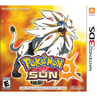 Pokémon Sun - Nintendo 3DS