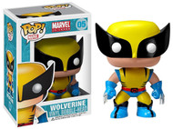 Funko POP! Marvel Universe Wolverine Bobble-head Vinyl Figure Toy #05