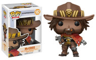 Funko POP! Games Overwatch McCree Vinyl Figure Toy #182