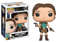 Funko POP! Games Lara Croft Vinyl Figure Toy #168