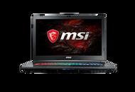 """MSI GP72X Leopard-621 17.3"""" Gaming Laptop - Intel Core i7-7700HQ, GTX1050, 16GB DDR4, 128GB NVMe SSD +1TB HDD, Win10, VR Ready"""