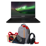 "GIGABYTE Aero 15W-BK4 15.6"" VR Ready FHD Gaming Laptop Intel Core i7-7700HQ 2.8GHz GTX 1060 16GB RAM 512GB SSD Win10 (Black)"