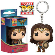 Funko Pocket POP! Keychain DC Comics Wonder Woman Vinyl Figure Toy