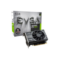 EVGA GeForce GTX 1050 TI GAMING Graphics Card 04G-P4-6251-KR