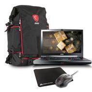 "MSI GT75VR TITAN SLI 4K-028 17.3"" 4K Gaming Laptop - Intel Core i7-7820HK (KabyLake), Dual NVIDIA GTX 1070, 32GB RAM, 512GB SSD + 1TB HDD"