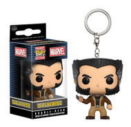 Funko Pocket POP! Keychain Marvel X-Men Logan Wolverine Vinyl Figure Toy