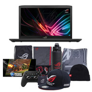 "ASUS ROG GL703VD-WB71 17.3"" FHD Gaming Laptop - GTX 1050, Intel Core i7-7700HQ, 1TB HDD, 16GB DDR4 RAM"