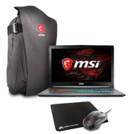 "MSI GF72VR 7RF-650 17.3"" FHD Gaming Laptop - Intel Core i7-7700HQ, 16GB RAM, 1TB HDD, GTX 1060, Win 10"