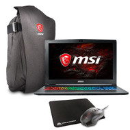 "MSI GF62VR 7RF-877 15.6"" FHD Gaming Laptop - Intel i7-7700HQ, 16GB RAM, 1TB HDD, GTX 1060, Win 10"